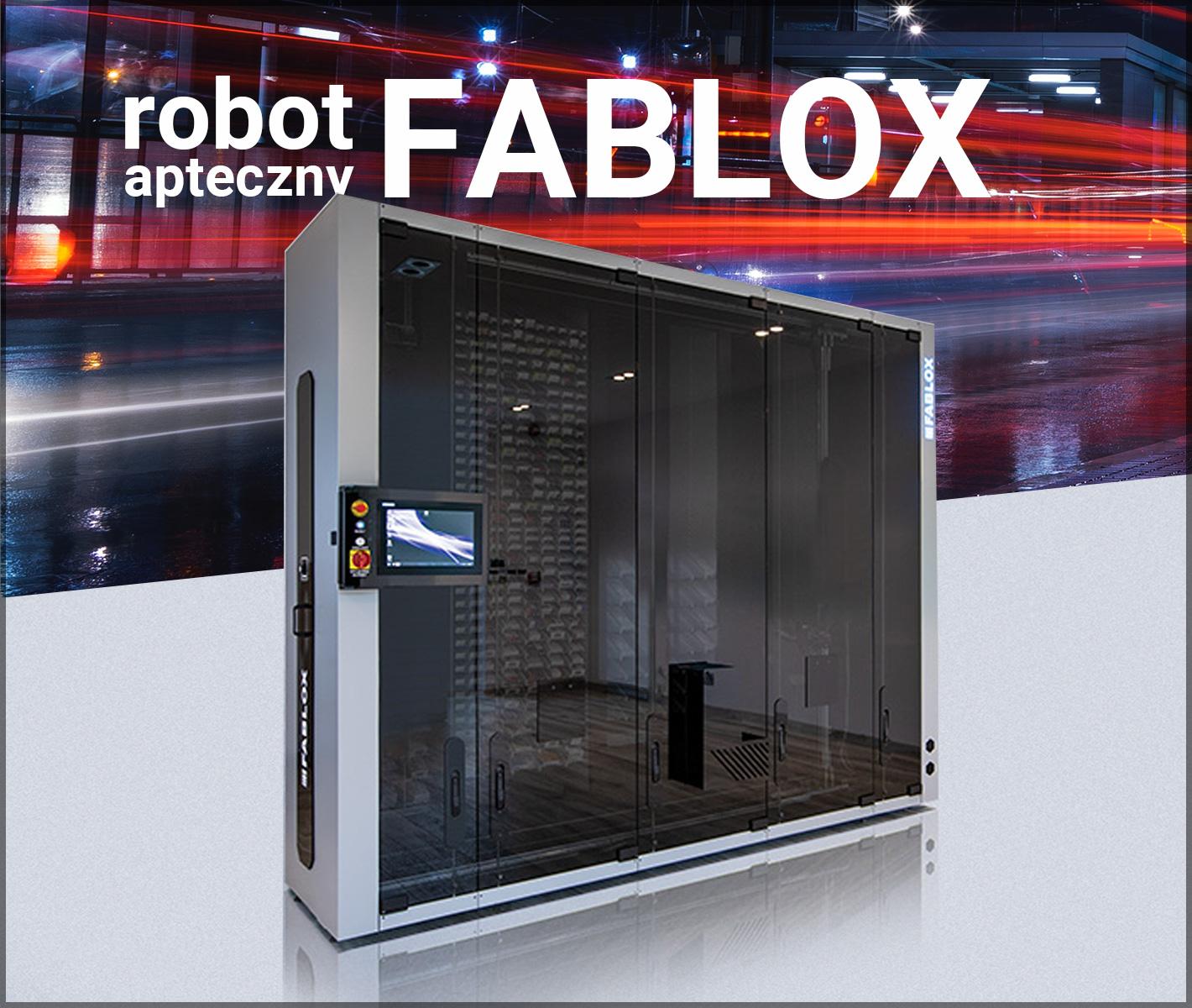 Robot apteczny FABLOX